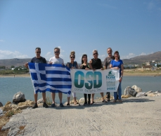 Group of OSD scientists